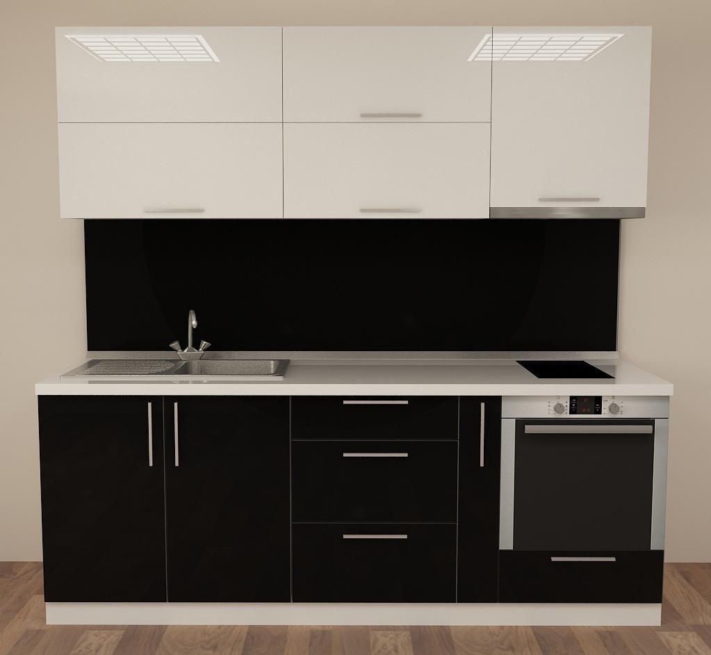 Кухня Аря 225см