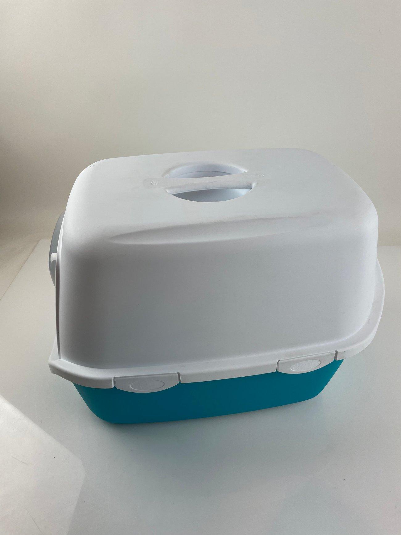 Котешка тоалетна закрита Trixie Vico 40275 Хигиенна кутия за котки