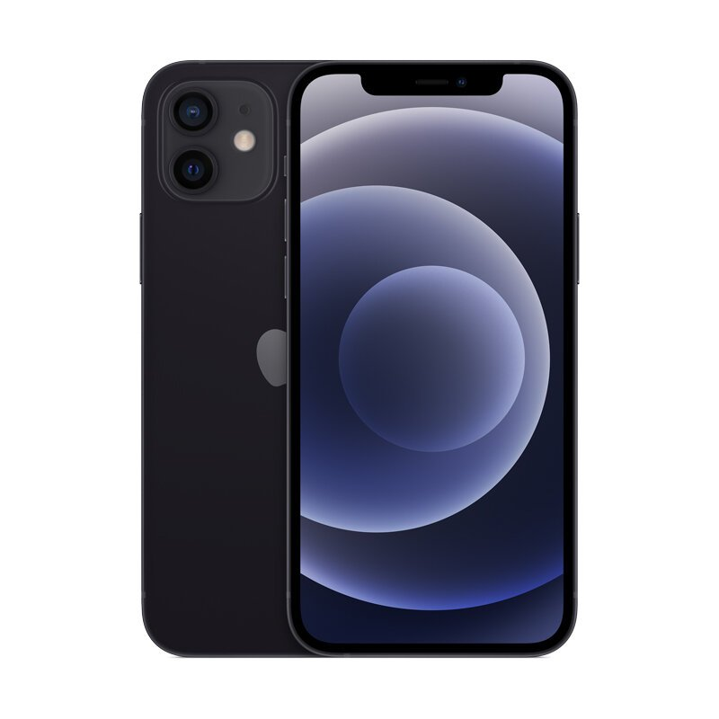 Смартфон Apple iPhone 12 64GB Black