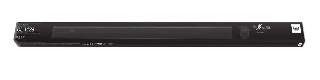 LED лампа Lead Dynamic CL1136 70200035 18W LED шина с вградена лампа