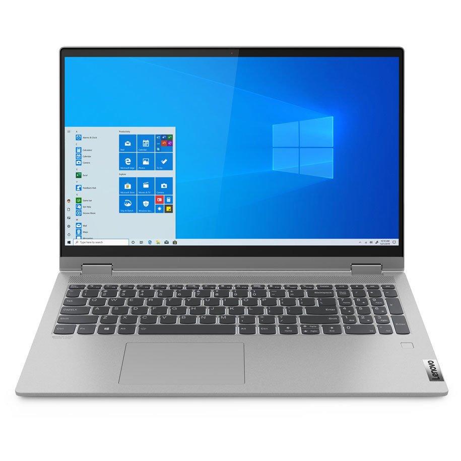 "Лаптоп 2 в 1 LENOVO IdeaPad Flex 5 14ITL05 82HS008XBM  14.0 "", INTEL CORE i3-1115G4, RAM 8 GB, SSD 512 GB, INTEL UHD GRAPHICS, WINDOWS 10, СИВ"