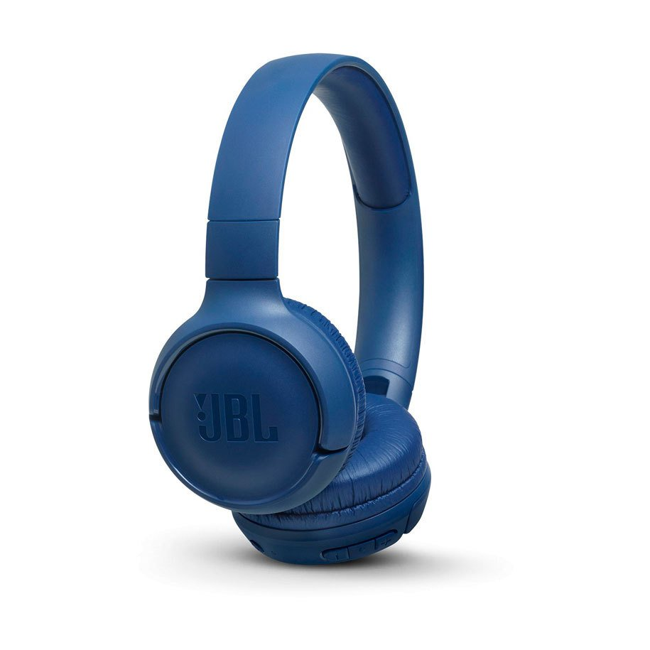 Стерео слушалки JBL T500BT BLU