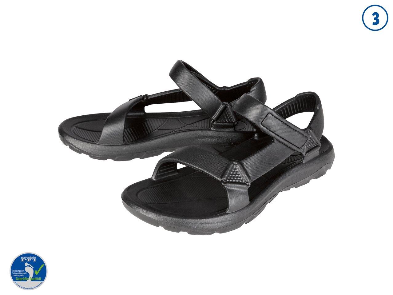 Мъжки сандали или сабо