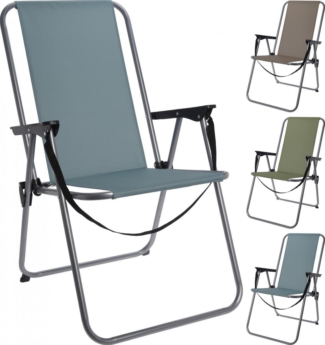 Сгъваем стол Unica, голям, мат