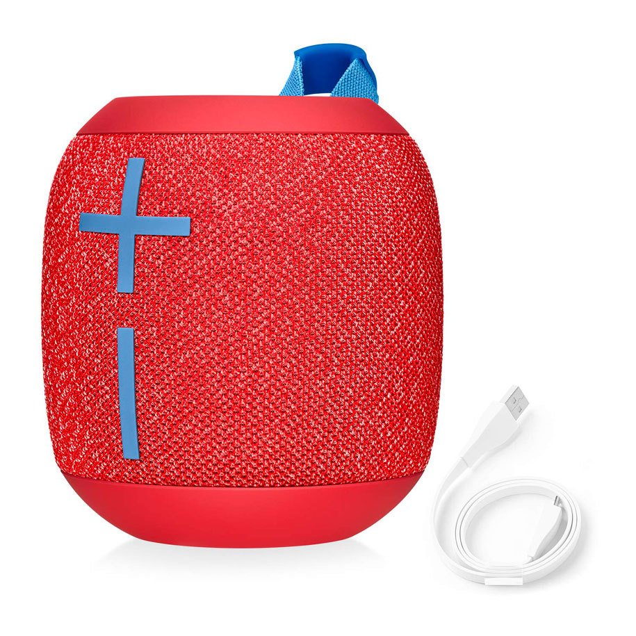 Bluetooth колонка UE UE WONDERBOOM 2 RADICAL RED