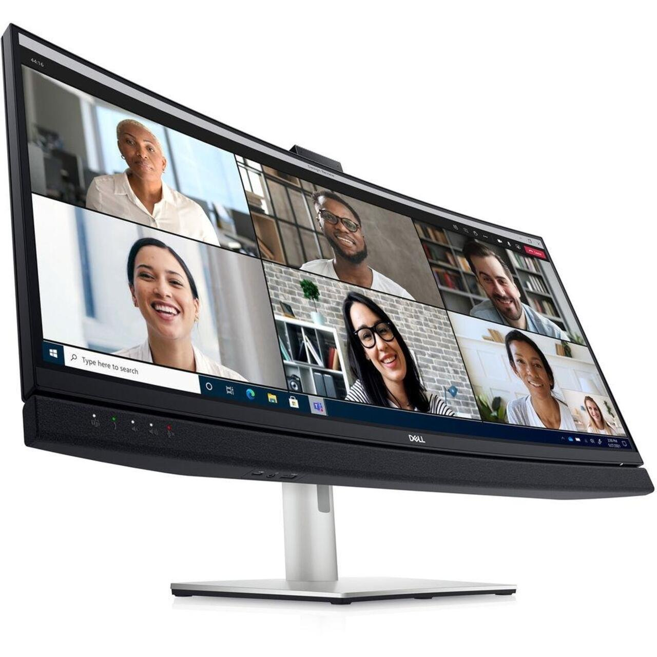 """Dell C3422WE, 34"""" Curved Video Conferencing WQHD AG"""