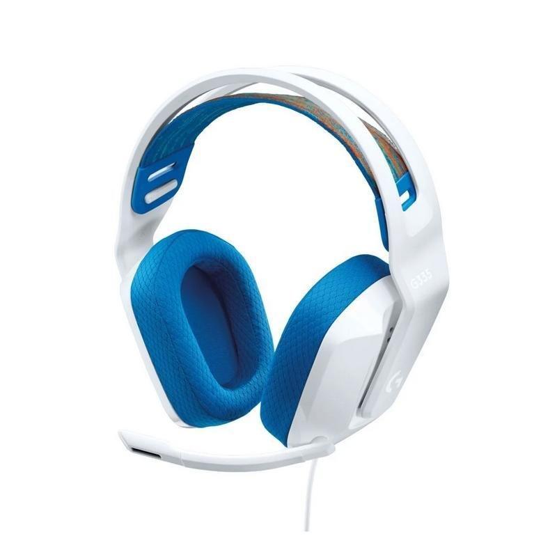 Слушалки с микрофон Logitech G335 WHITE 981-001018