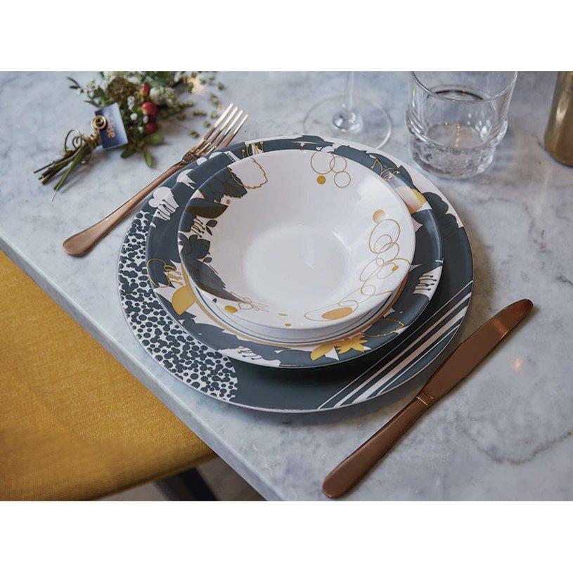 СЕРВИЗ ЗА ХРАНЕНЕ ORME DINNER 18 ЧАСТИ LUMINARC