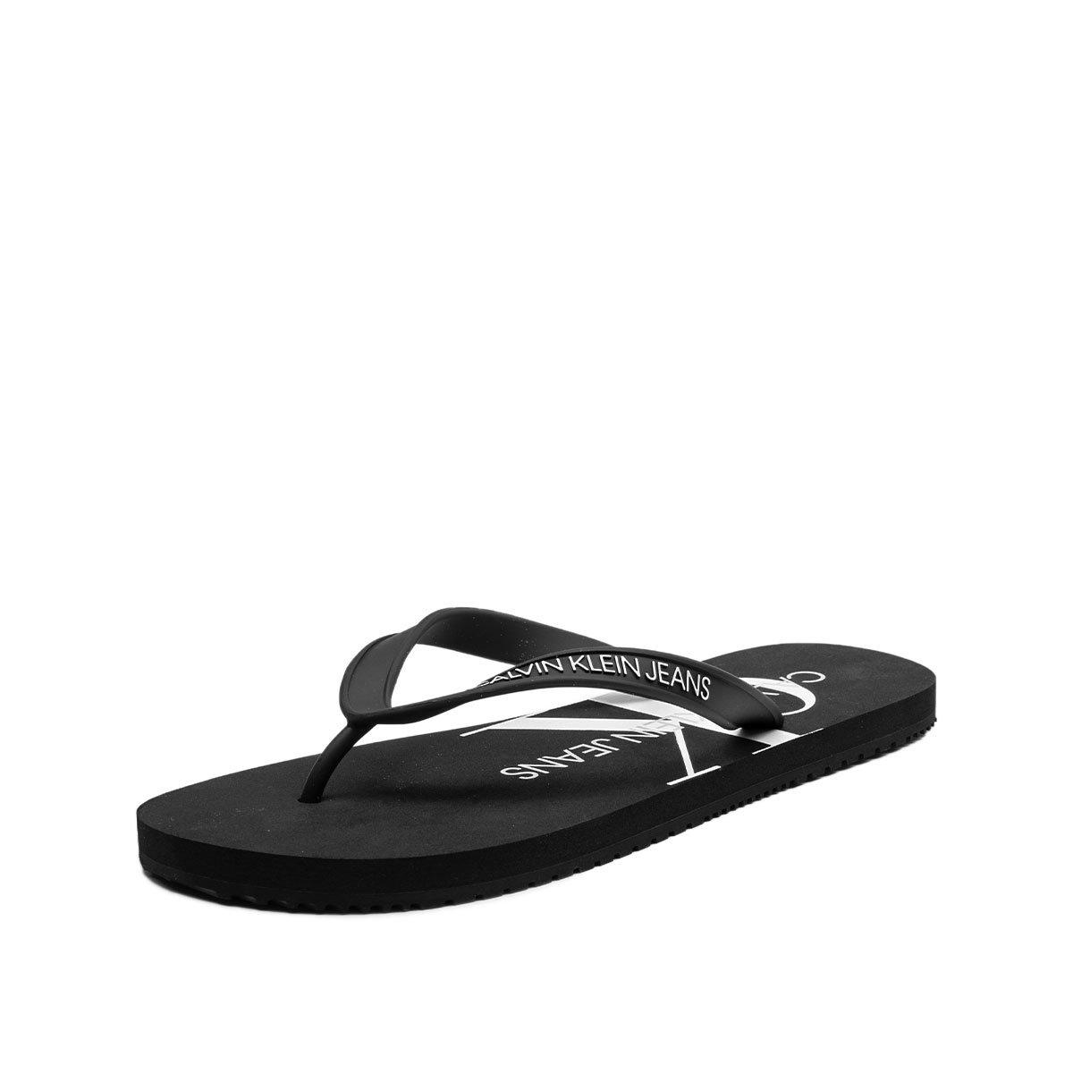 Calvin Klein Beach Sandal Monogram TPU