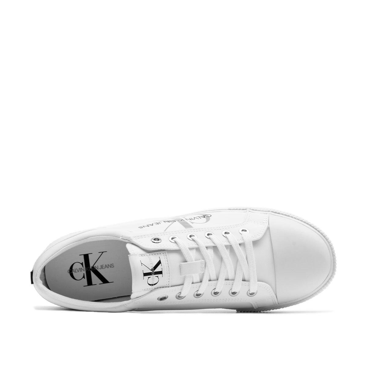 Calvin Klein Vulcanized Sneaker Lace Up