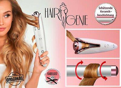 Автоматична керамична маша Hair Genie мобилна преносима за къдрици преса