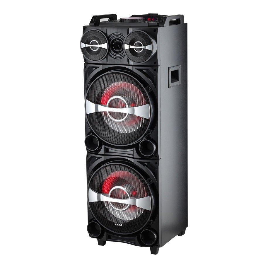 Аудио система AKAI DJ-222
