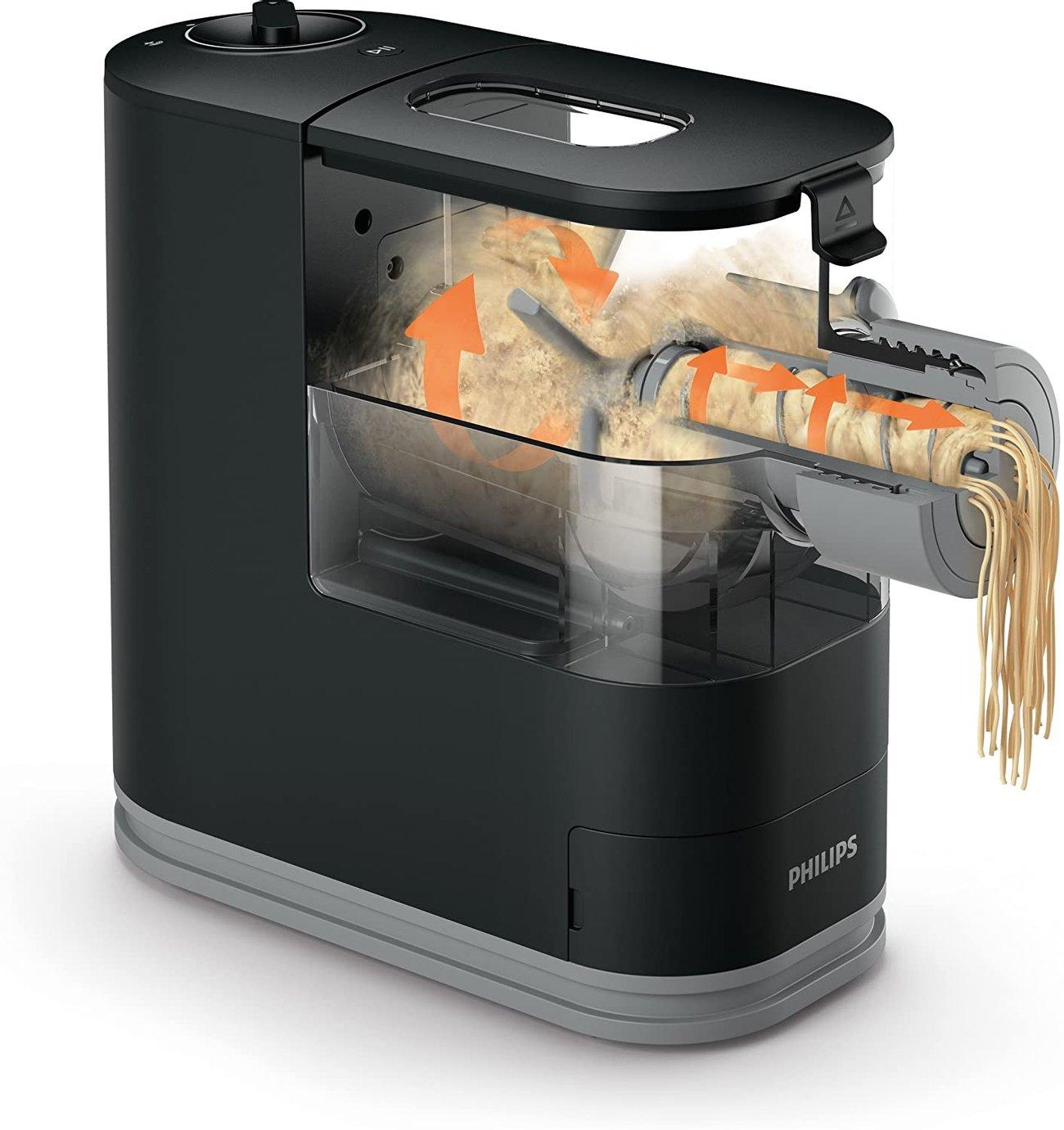 Уред за паста Philips Viva Collection HR2345/29 150W равиоли макарони спагети лазаня
