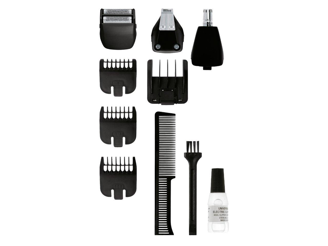 Groomsman Pro by WAHL® Акумулаторна мултифункционална машинка за подстригване
