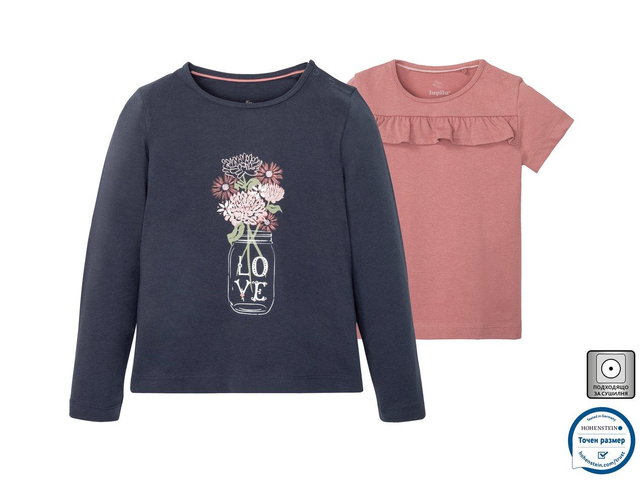 Детски блузи за момичета