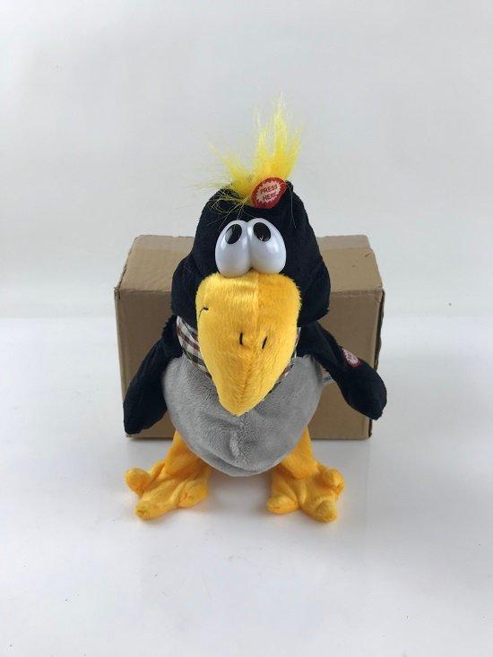 Детска играчка Nean Plusch Rabe Starki 88040 птица кокошка пиле