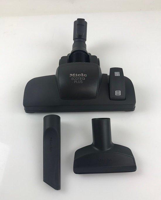 Вертикална прахосмукачка Miele Swing H1 EcoLine HS07 2.5 L 550 W прахосмукачка с торба и филтър