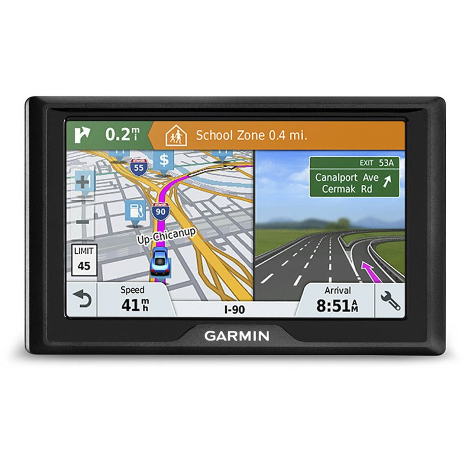 GPS автомобилна навигация GARMIN DRIVE 51