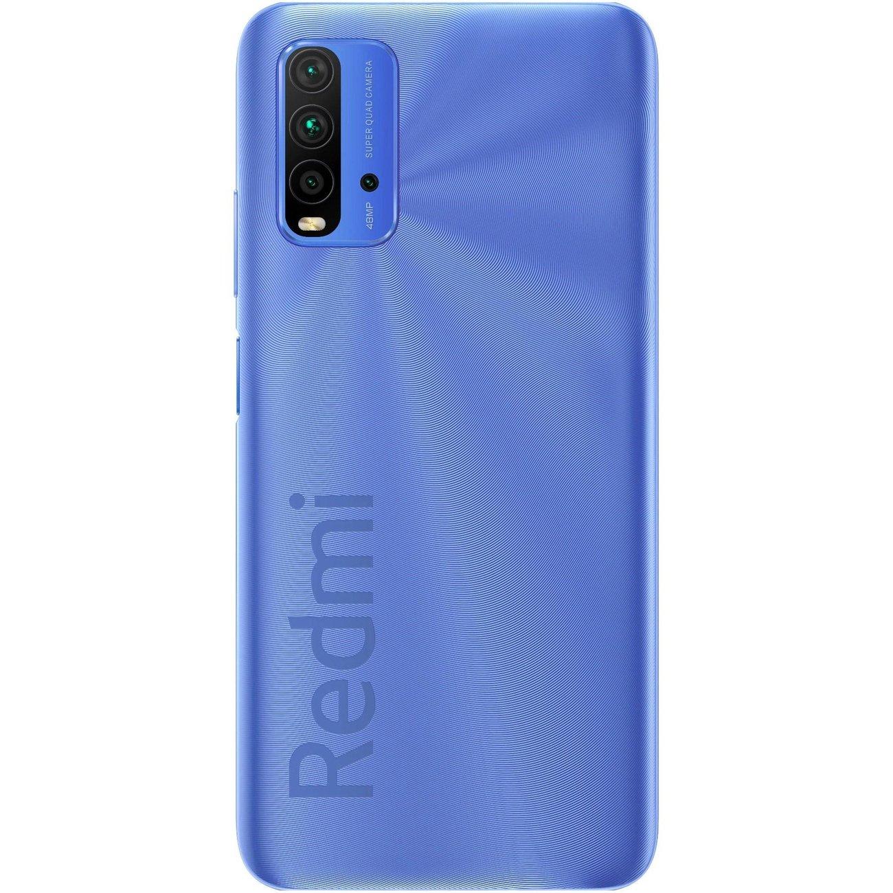 Смартфон Xiaomi REDMI 9T 128/4 DS TWILIGHT BLUE MZB08CGEU , 128 GB, 4 GB