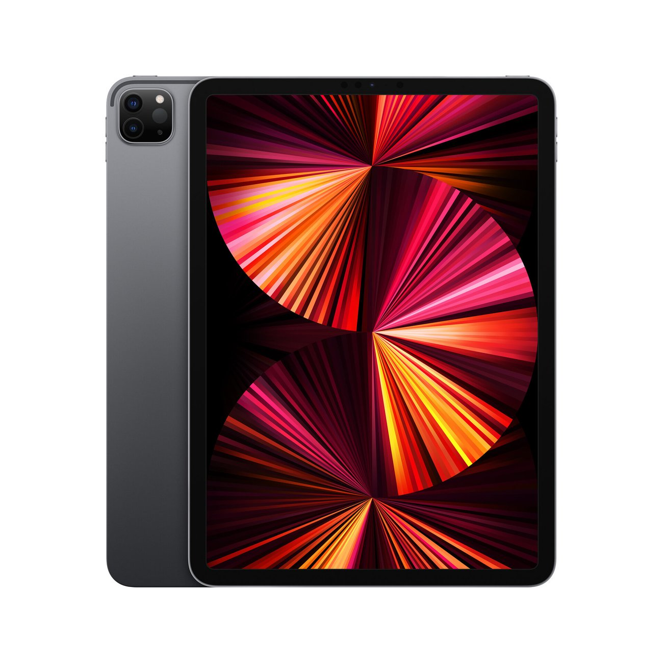 "Таблет Apple iPad Pro 12.9"" (5th) Wi-Fi 512GB Space Gray mhnk3 , 512 GB, 8 GB"