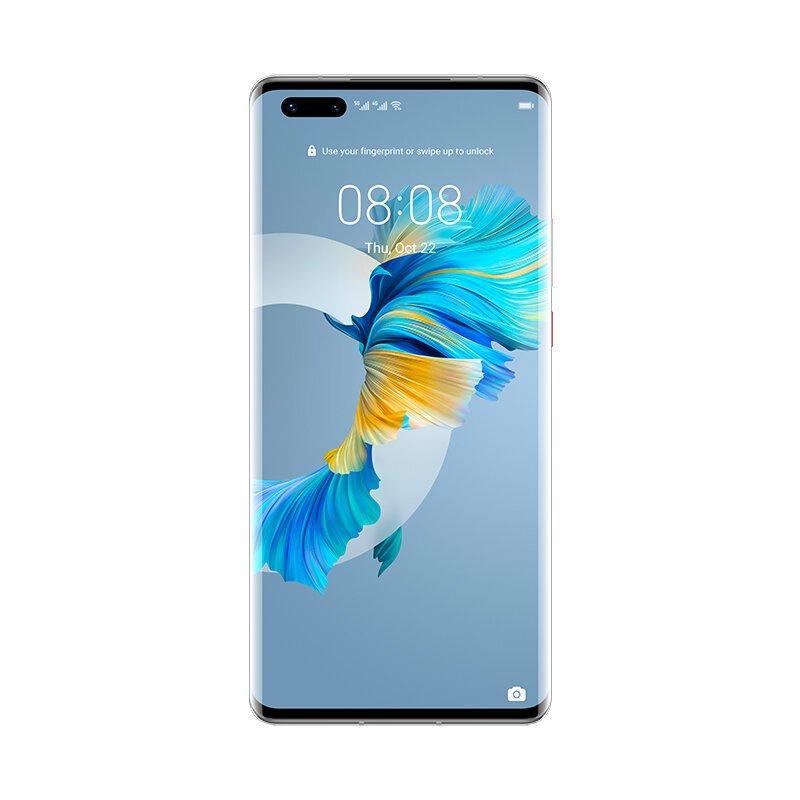Смартфон Huawei MATE 40 PRO DS MYSTIC SILVER , 256 GB, 8 GB