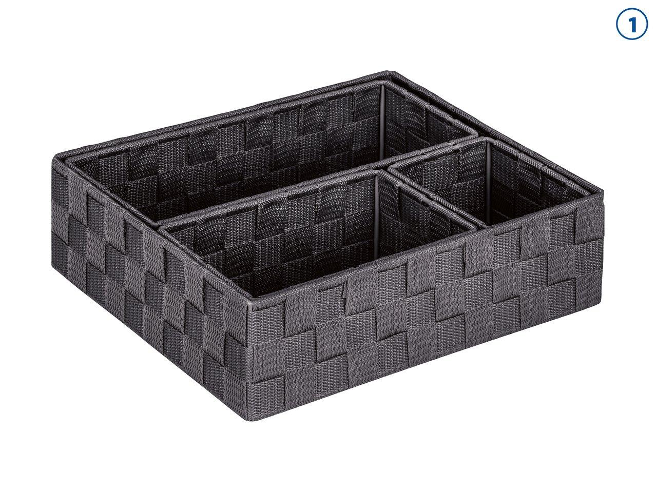 Етажерка или кошница за съхранение