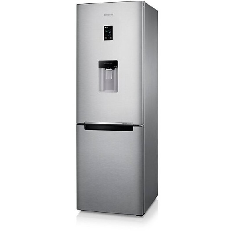 Хладилник с фризер Samsung RB31FDRNDSA , 338 l, F , No Frost , Инокс