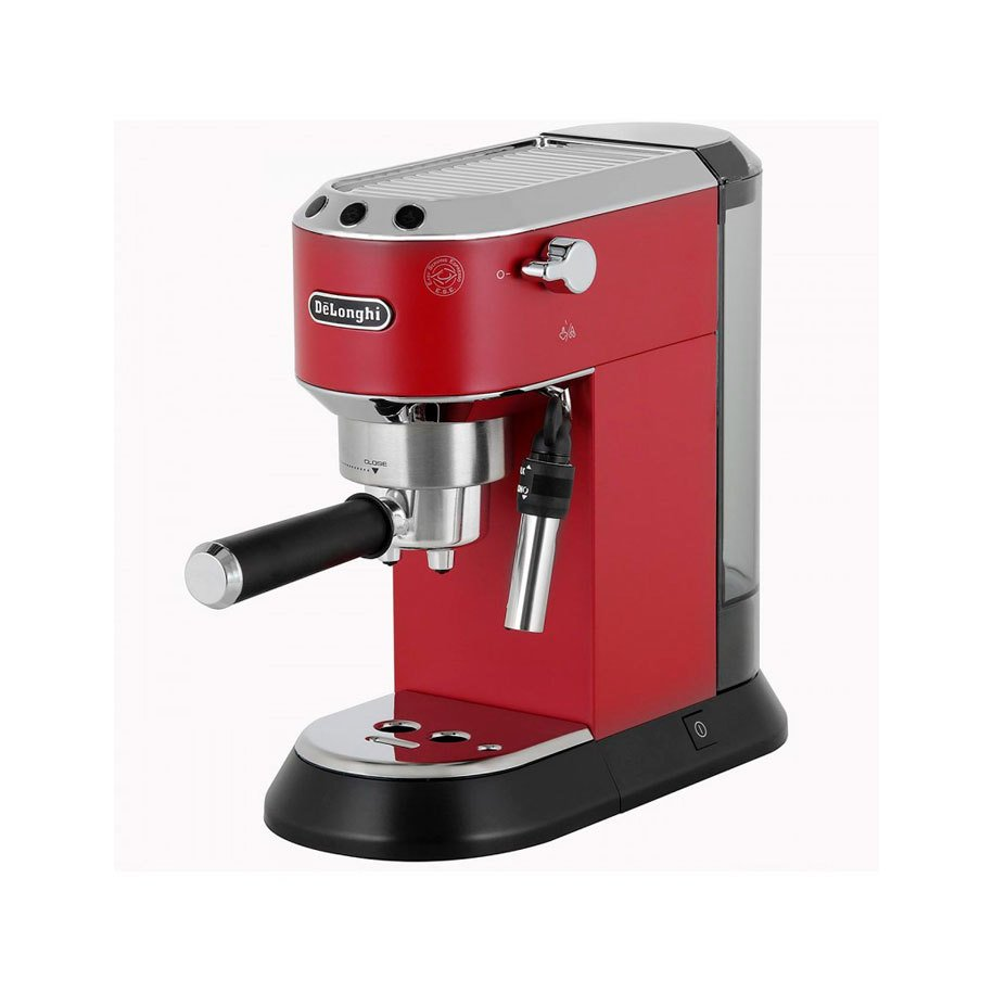 Кафемашина DELONGHI DEDICA EC685 RED  15 bar, 1,100 ml, 1300 W, ЧЕРВЕН