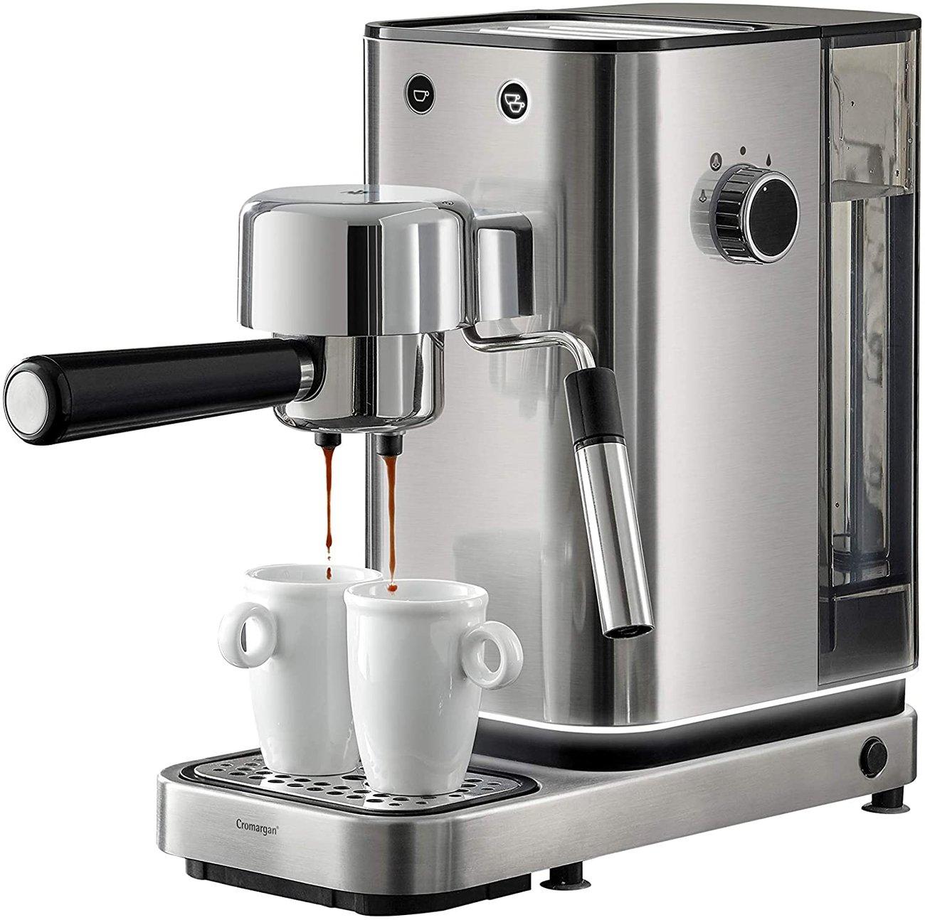 Еспресо кафемашина WMF Lumero 1400W 15 Bar кафе машина капсули E.S.E.