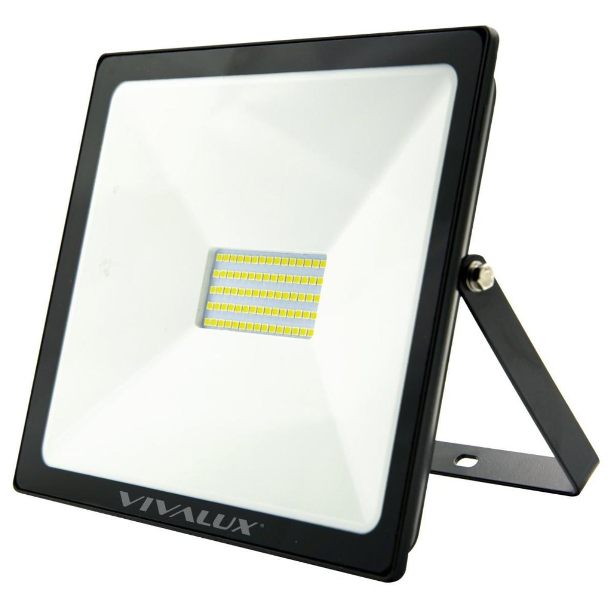 LED ПРОЖЕКТОР, 230V, IP65, 50W/B 4000K