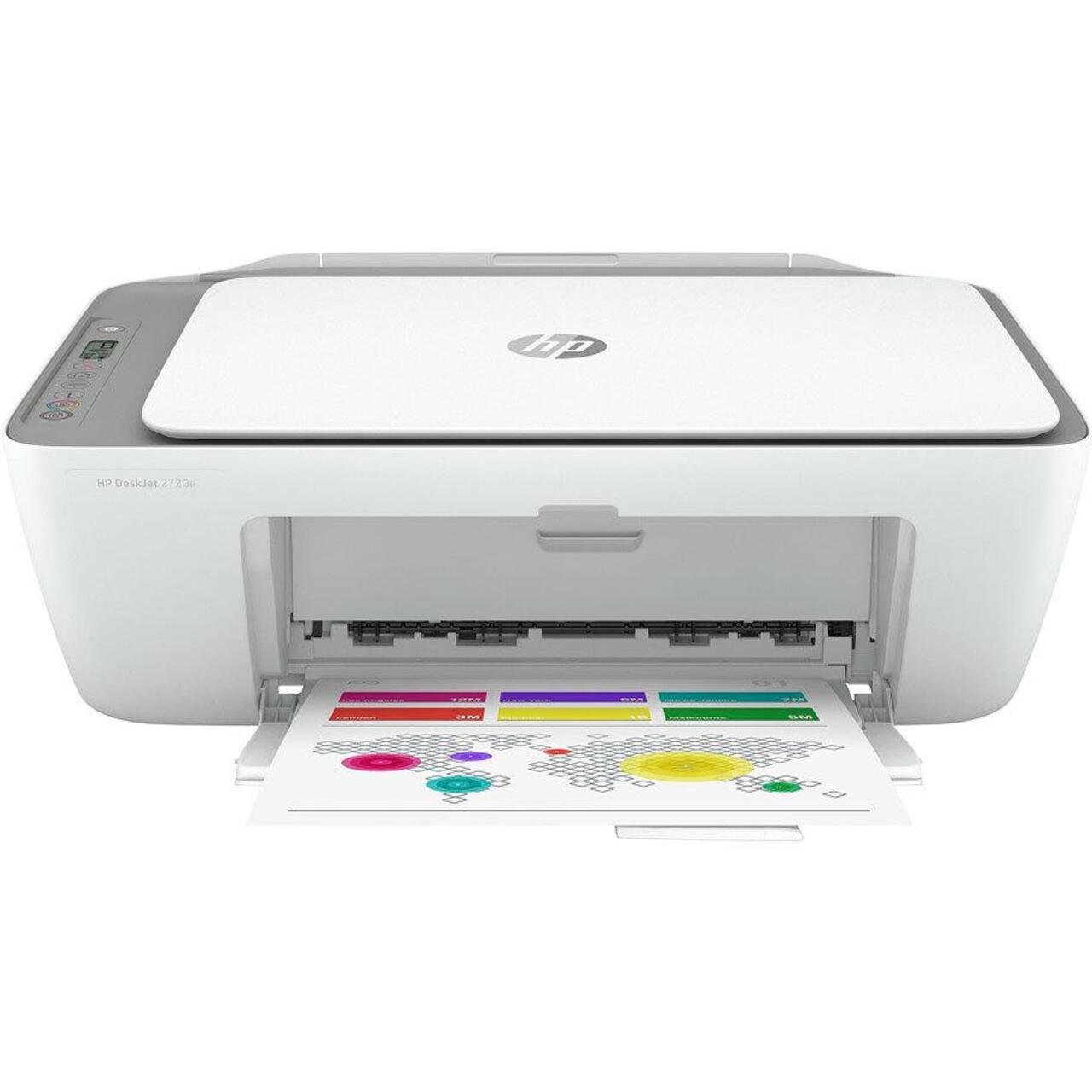 Мастиленоструен принтер HP DESKJET 2720E 26K67B , Мастиленоструен