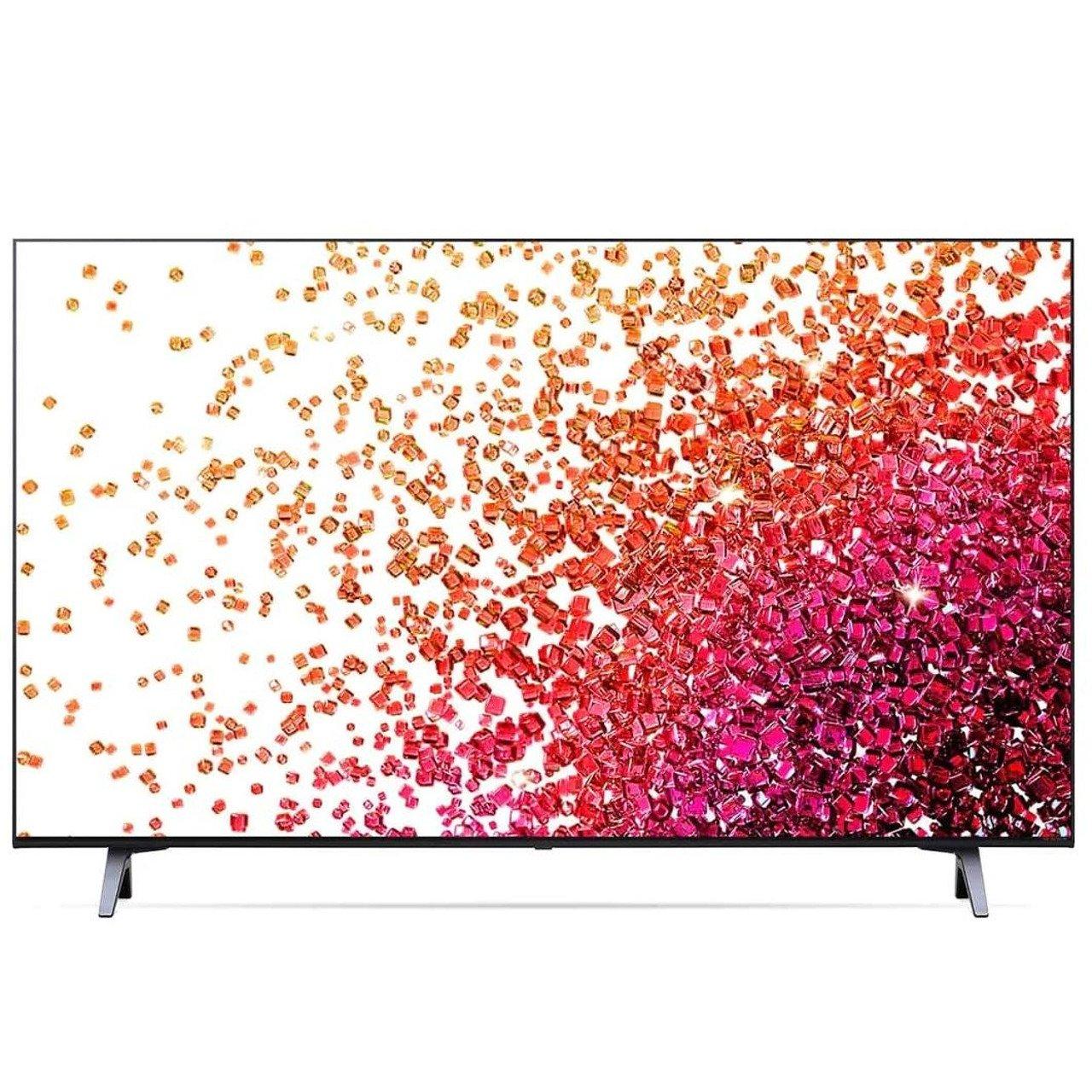 Телевизор LG 50NANO753PR, 127 см, 4K, 50 inch, LED, Smart TV