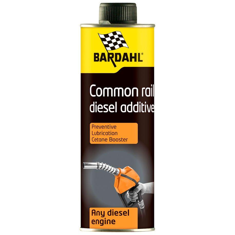 ДОБАВКА ЗА ПОДОБРЯВАНЕ НА ДИЗЕЛА ЗА COMMON RAIL 500 ML BARDAHL