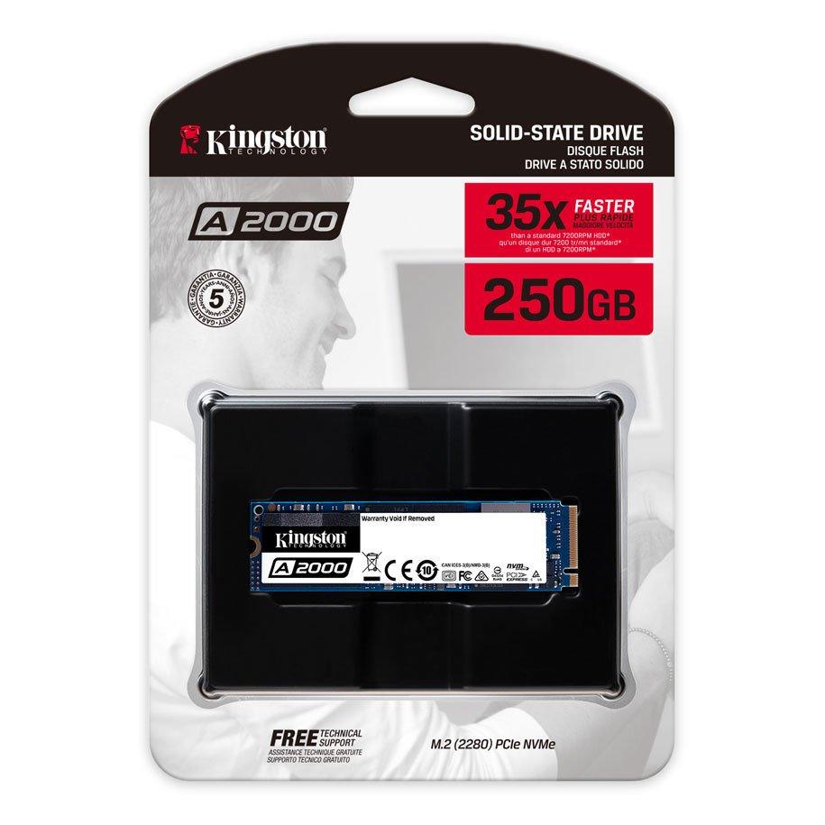 Хард диск KINGSTON SA2000M8/250G