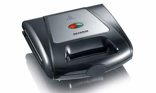 Тостер 3 в 1 Severin SA 2968 контактен грил сандви