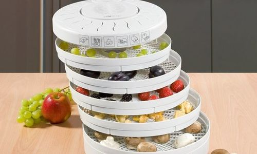 Уред за сушене на плодове и зеленчуци Clatronic DR