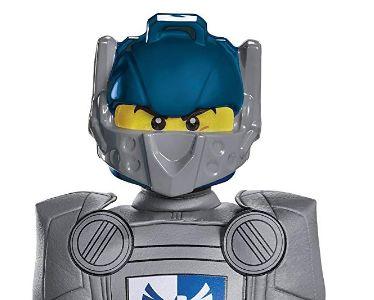Детска маска на Клей LEGO 10456 Nexo KNIGHTS Clay