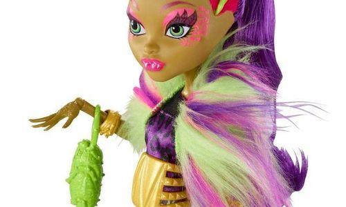 Кукла Clawvenus Freaky Fusion Monster High Mattel