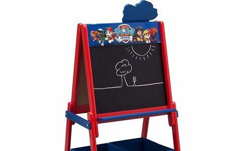 Двустранна детска дъска за рисуване Delta Children