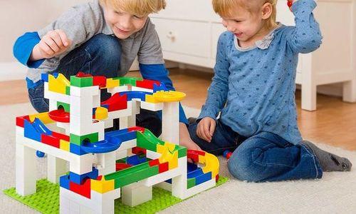 Детска писта конструктор Hubelino 420183 Marble Ru