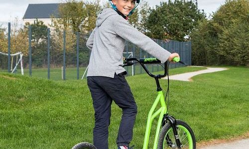 Детска Тротинетка Xootz TY5891 BMX Stunt Scooter п