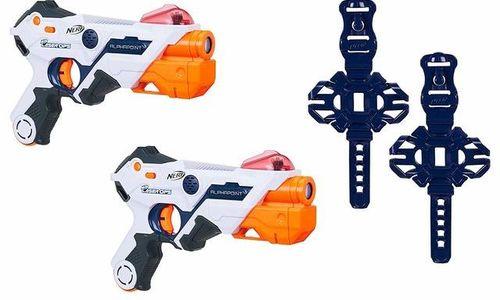 Комплект 2 беоя Nerf Laser Ops Pro AlphaPoint E228