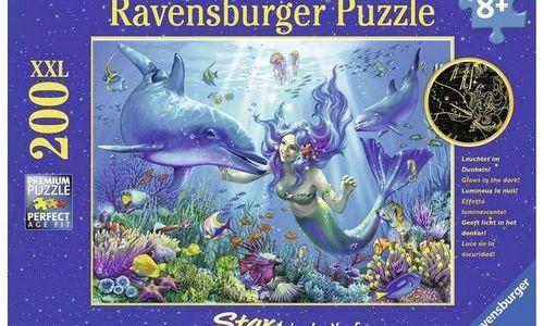 Светещ пъзел Подводен рай Ravensburger 13678 200