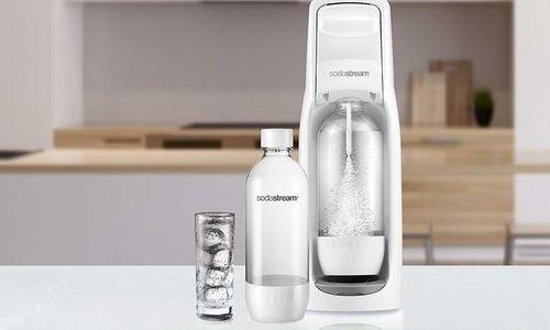 Машина за сода газиране на вода SodaStream диспенс
