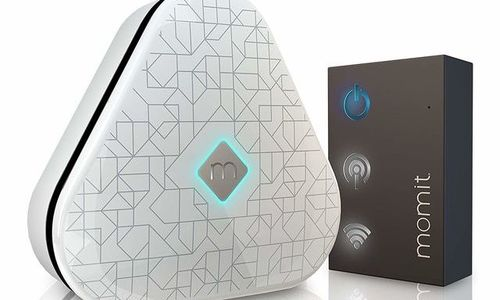 Wi-Fi контролер за климатик Momit Cool вградени да