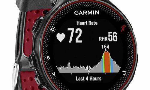 Часовник за бягане Garmin Forerunner 235 GPS смарт