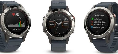 Спортен часовник Garmin Fenix 5 GPS Smartwatch Мул