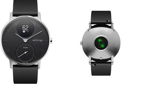 Часовник Withings Steel HR Мултиспорт SmartWatch S