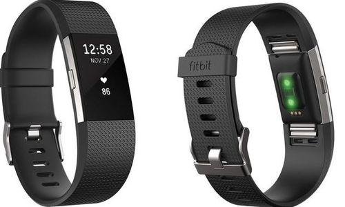 Фитнес гривна Fitbit Charge 2 тракер крачкомер спо