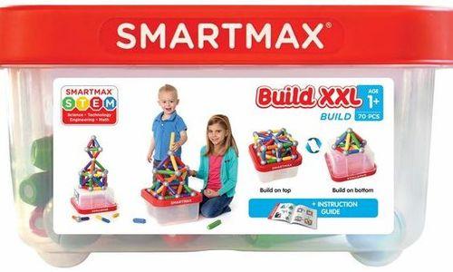 Магнитен конструктор SmartMax SMX 907 XXL 70 бр Sm